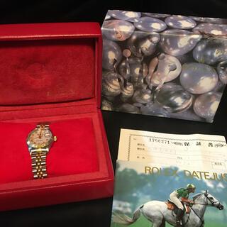 ロレックス(ROLEX)のロレックス コンビK18 69173 ピラミッド(腕時計)