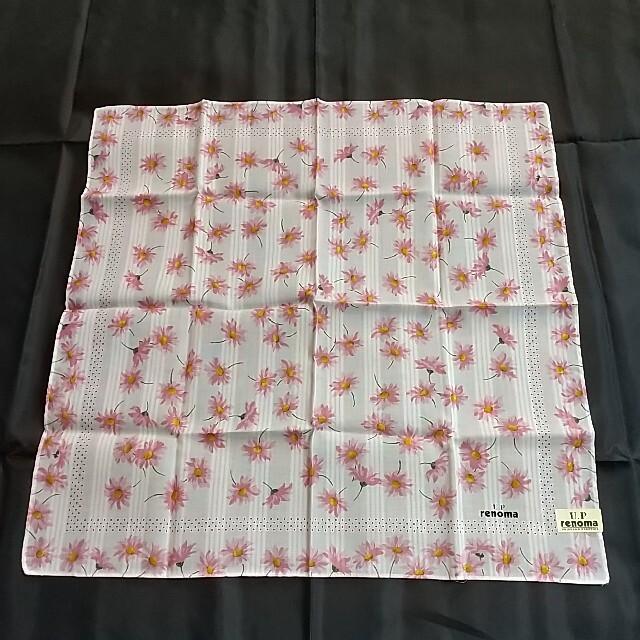 U.P renoma(ユーピーレノマ)のハンカチ(renoma) レディースのファッション小物(ハンカチ)の商品写真