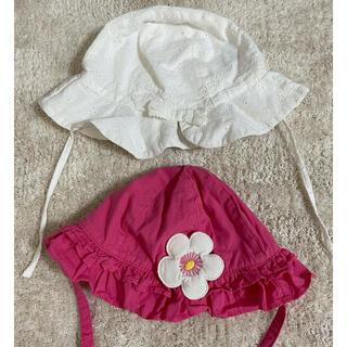 H&M - 帽子 女の子 ベビー帽子