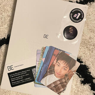 防弾少年団(BTS) - BTS BE アルバム RM ナムジュン トレカ付き フルセット