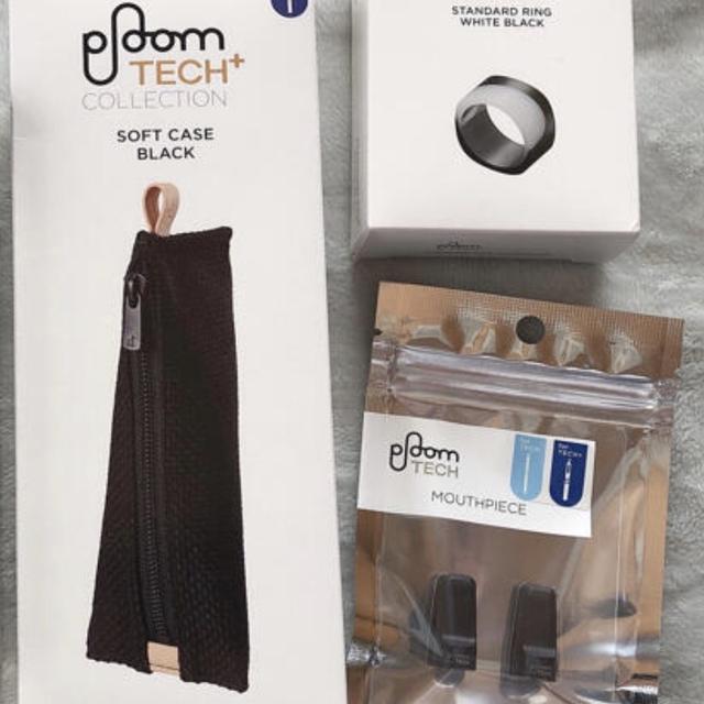 PloomTECH(プルームテック)のプルームテックスターターキット PloomTECH プルームテックプラス メンズのファッション小物(タバコグッズ)の商品写真