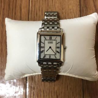 シチズン(CITIZEN)のシチズンエコドライブ(腕時計(デジタル))