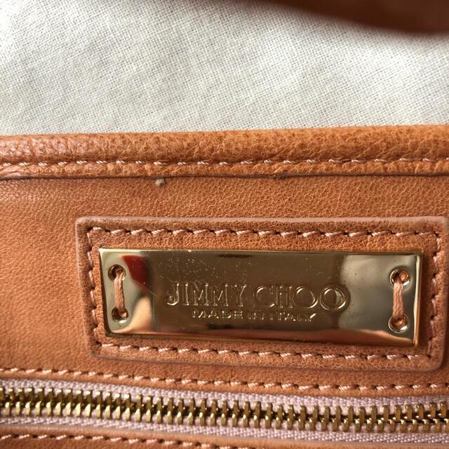 JIMMY CHOO(ジミーチュウ)のJIMMY CHOO バッグ レディースのバッグ(トートバッグ)の商品写真