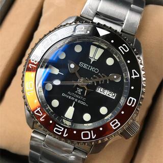 セイコー(SEIKO)のSEIKO セイコースポーツSRPD57K1 セイコー5 MOD カスタム(腕時計(アナログ))