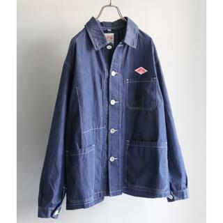 DANTON - ◆美品◆完売モデル◆DANTON×DOORS 別注カバーオールジャケット 40