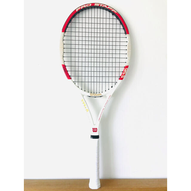 wilson(ウィルソン)の【新品同様】ウィルソン『プロスタッフ PRO STAFF 95S』テニスラケット スポーツ/アウトドアのテニス(ラケット)の商品写真