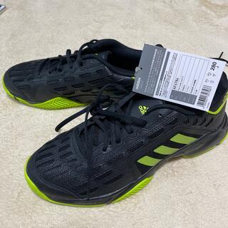 アディダス(adidas)の【新品 未使用!】アディダス バリケードcourt2 28センチ(シューズ)