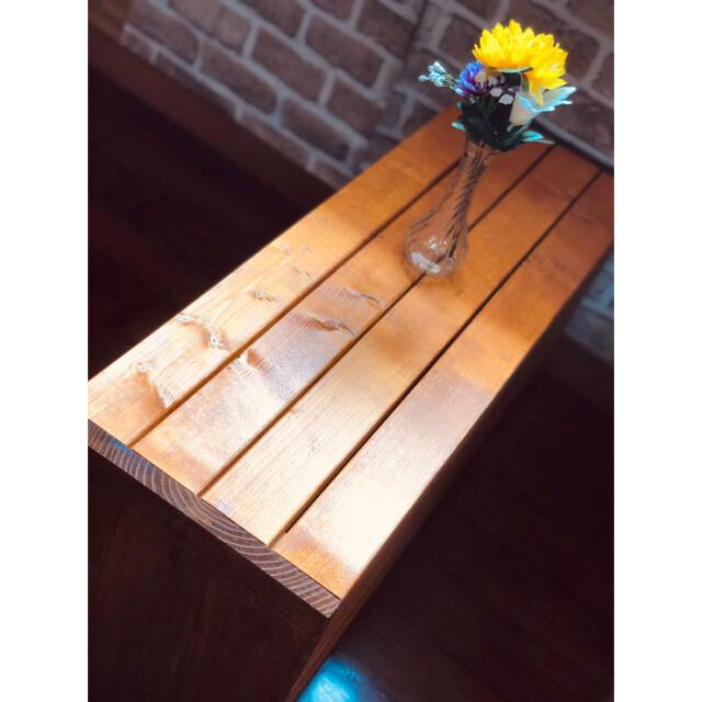 ローテーブル  センターテーブル カフェ風 メープル 新品 インテリア/住まい/日用品の机/テーブル(ローテーブル)の商品写真
