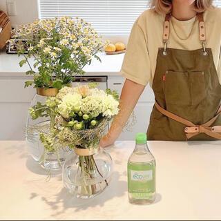 Francfranc - Francfranc ゴールドフラワーベース 花瓶