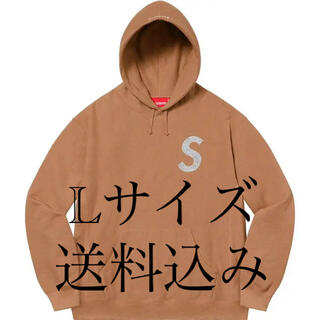 Supreme - Lサイズ‼️Swarovski S Logo Hooded Sweatshirt