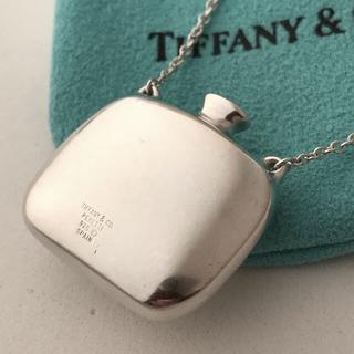 Tiffany & Co. - Tiffany パフューム ボトル ロング チェーン ネックレス
