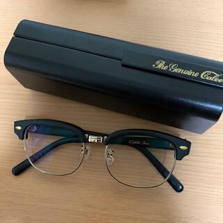 キャリー(CALEE)のGW特別SALE  Calee  眼鏡 メガネ 数原龍友着用(サングラス/メガネ)