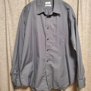 ALLEGE - Allege Standard Shirt Grey サイズ