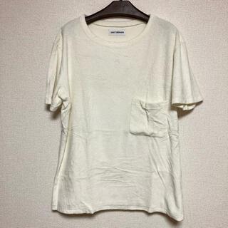 UMIT BENAN パイルカットソー ポケットT イタリア製(Tシャツ/カットソー(半袖/袖なし))
