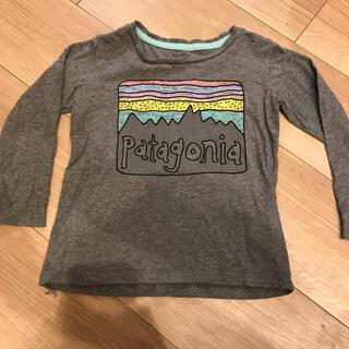 patagonia - 【早い者勝ち】パタゴニア ロングTシャツ 90