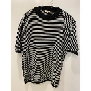 スティーブンアラン(steven alan)のニット tシャツ (Tシャツ/カットソー(半袖/袖なし))