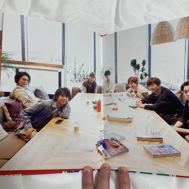 Kis-My-Ft2(キスマイフットツー)の【美品】Kis-My-Ft2 Yummy!!初回盤A.Bとブックレット エンタメ/ホビーのDVD/ブルーレイ(ミュージック)の商品写真