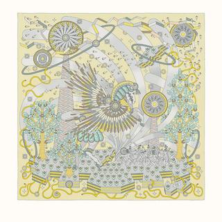 Hermes - エルメス スカーフ カレ 90 ペガサスの源泉