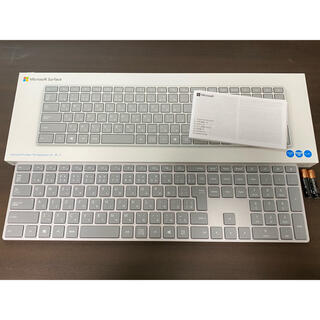 Microsoft - Microsoft surface keyboard WS2-00019