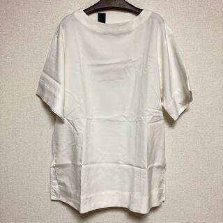 エヌハリウッド(N.HOOLYWOOD)のN.HOOLYWOOD ポリカットソー Tシャツ ビッグシルエット(Tシャツ/カットソー(半袖/袖なし))