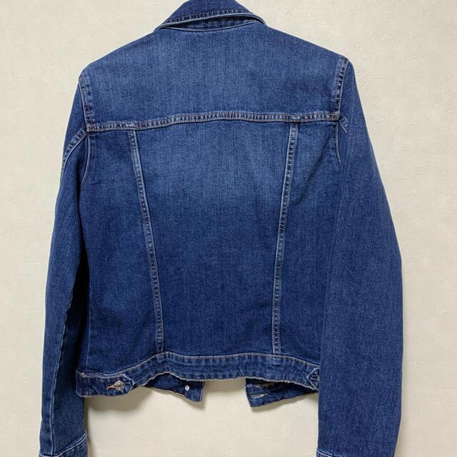 ZARA(ザラ)のZARA Gジャン デニムジャケット M レディースのジャケット/アウター(Gジャン/デニムジャケット)の商品写真