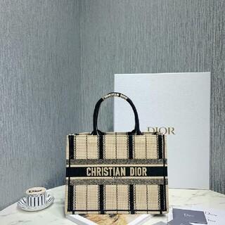 Christian Dior - 本物の写真christian dior book tote トートバッグ