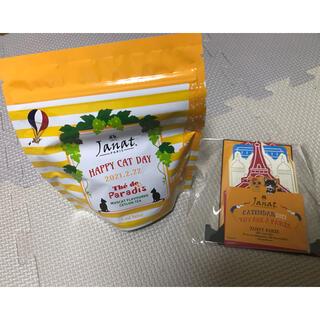 カルディ(KALDI)のカルディ 猫の日バッグ(茶)