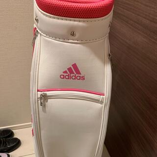 アディダス(adidas)のゴルフバック(バッグ)
