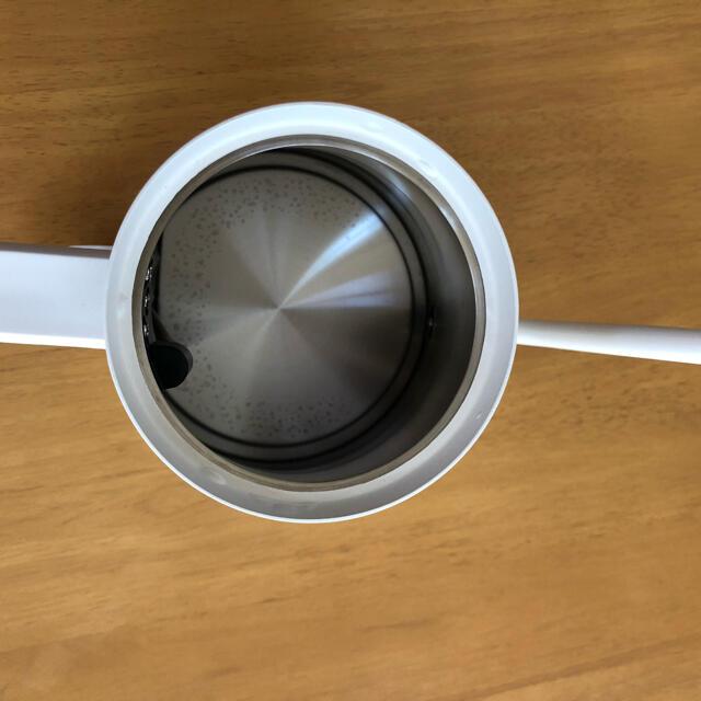 BALMUDA(バルミューダ)のバルミューダ 電気ケトル ホワイト スマホ/家電/カメラの生活家電(電気ケトル)の商品写真