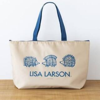 Lisa Larson - リサラーソン 超どデカ! 保冷トートバッグ