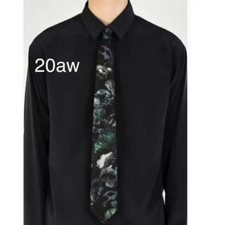 LAD MUSICIAN - 20aw TIE ネクタイ GREEN 新品 定価以下
