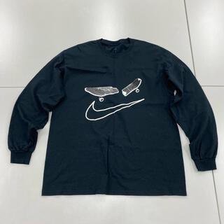 NIKE - Nike sb× Travis scott cactus jack ロンT