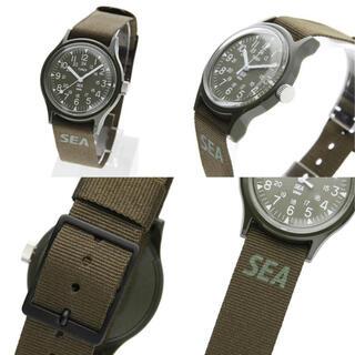 タイメックス(TIMEX)のTIMEX × WDS ORIGINAL CAMPER / GREEN (腕時計(アナログ))