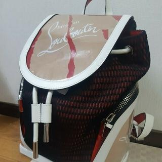 Christian Louboutin - 正規品 美品 ルブタン バックパック