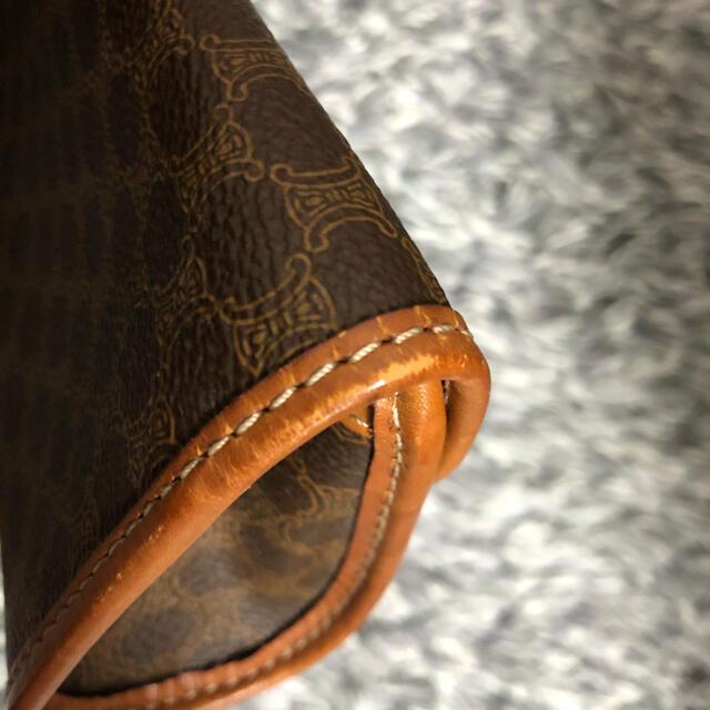 celine(セリーヌ)のセリーヌ マガダム柄ポーチ レディースのファッション小物(ポーチ)の商品写真