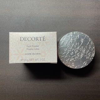 COSME DECORTE - コスメデコルテ フェイスパウダー 10 ミスティベージュ misty beige