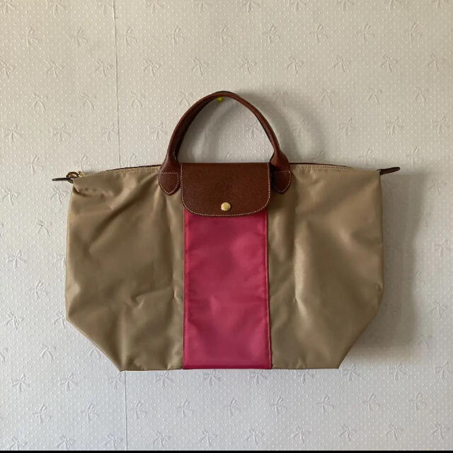 LONGCHAMP(ロンシャン)のロンシャン カスタムオーダー バッグ レディースのバッグ(トートバッグ)の商品写真
