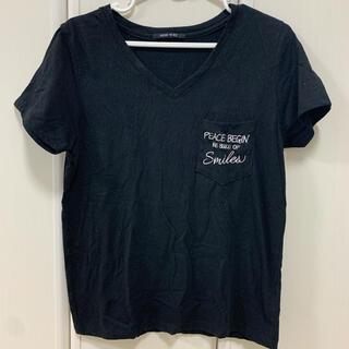 ワンウェイ(one*way)のoneway シンプル ロゴ Tシャツ(Tシャツ(半袖/袖なし))