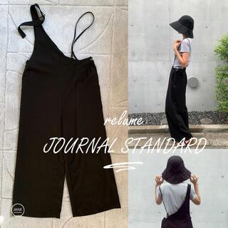 JOURNAL STANDARD - 1度着用◆JOURNAL STANDARD relumeワンショルダーサロペット