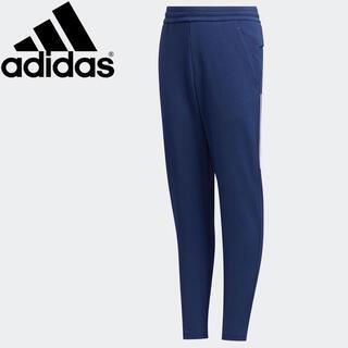 adidas - セール!新品タグ付き!アディダス ロゴ パンツ キッズ160 レディースS前後