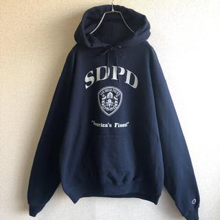 Champion - Champion チャンピオン SDPD サンディエゴ警察   パーカー