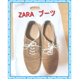 ザラ(ZARA)の【ZARA】 MEN ブーツ サイズ:42(ブーツ)