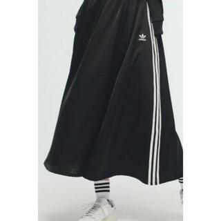 adidas - アディダススカート黒S