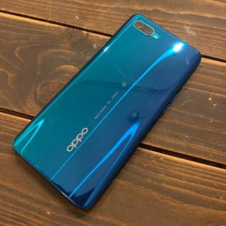 OPPO - 【美品】Oppo RenoA Simフリー オッポ 楽天モバイル【128GB】