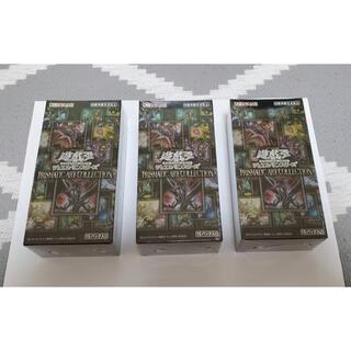 遊戯王 - 遊戯王 プリズマティックアートコレクション  3 box 未開封