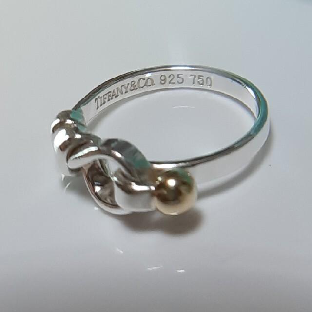 Tiffany & Co.(ティファニー)のTIFFANY リング レディースのアクセサリー(リング(指輪))の商品写真
