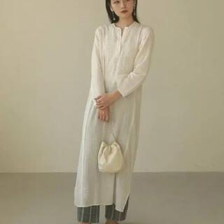 TODAYFUL - トゥデイフル エンブロイダリー刺繍ワンピース 本日限定価格