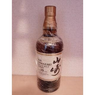 サントリー - サントリー山崎10年シングルモルトウイスキー700ml  1本