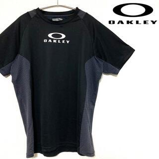 オークリー(Oakley)の【美品】OAKLEY トレーニング ウェア 野球  オークリー 半袖 シャツ(ウェア)