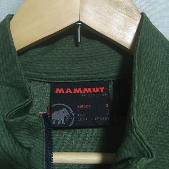 Mammut(マムート)のMAMMUT EXCELLENCE Wool Zip Men スポーツ/アウトドアのアウトドア(登山用品)の商品写真